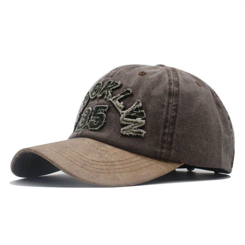 2020 New Men's Cap Denim Baseball Caps For Men Streetwear Women Dad Hat Snapback Embroidery Casual Cap Casquette Hip Hop Cap