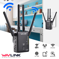 Wavlink AC1200 WIFI Repeater/Router Wireless Range Extender wifi Amplifier with External Antennas wifi Long Range Repeater