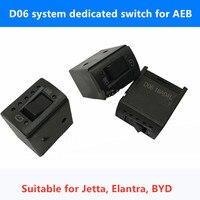 LPG/CNG Gás Auto Acessórios Interruptor Interruptor Interruptor Do Sistema De Gás Para AEB Sistema D06 Especial