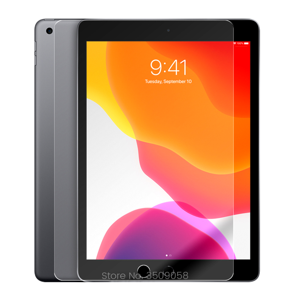 Protective Glass For Ipad 10.2 2019 Screen Protector For Ipad10.2 I Pad 7 7th Generation A220 A2198 A2232 Tablet Safety Film