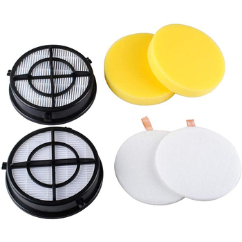 HEPA Filter Kit Suitable for Bissell 16871/Bissell Pet Hair Wiping Upright Vacuum 1650 Series,Replacement Part