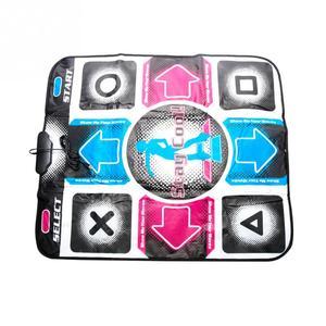 Image 5 - Video Arcade baile tapetes para videojuegos antideslizante paso de baile pastillas para PC USB tapete para baile