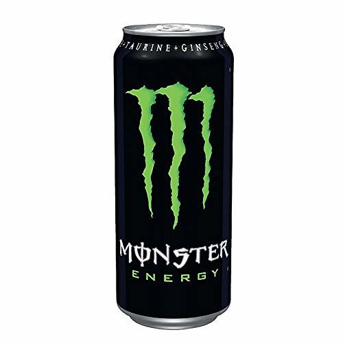Caja Monster Energy 35.5 Cl - 6 X 35,5 Cl