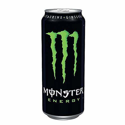 Caja Monster Energy 35.5 Cl - 6 X 35,5 Cl