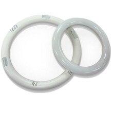 11W 12W 18W Round LED Tube AC85 265V G10q Base 4pin Circle Ring Light SMD2835 T9 Fluorescent Replacement Circular Lamp