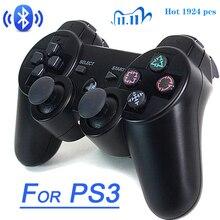 Gamepad bezprzewodowy Bluetooth, do PS3, akcesoria do gier