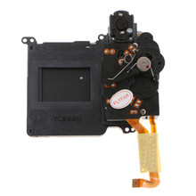 Focal-vliegtuig Shutter Unit Assembly Kit voor Canon T1i T2i T3 T3i XS Camera(China)