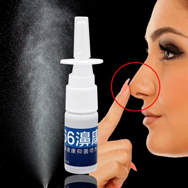 1pc pulvérisations nasales rhinite chronique sinuite Spray chinois traditionnel médical herbe Spray rhinite traitement nez soins patchs