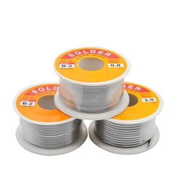 Tin Lead Solder Wire Rosin Core Solder Soldering Wire Roll International Standard Lead Tolerance new tin lead rosin core solder wire 0 3mm 0 4mm 0 5mm 0 6mm 0 8mm 1 0mm 2
