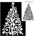 Металлические Вырубные штампы, форма для украшения рождественской елки, для скрапбукинга, бумаги, рукоделия, ножа, форма, лезвие, перфоратор...