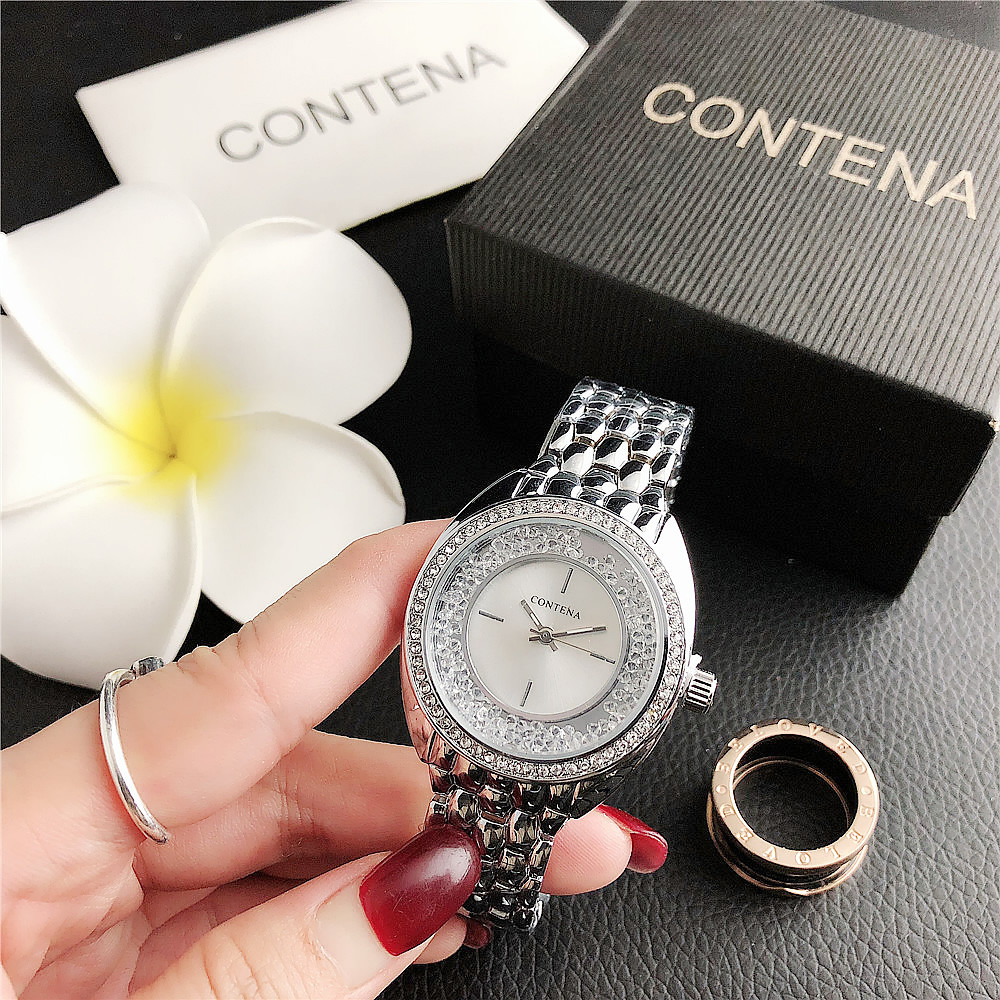 Foreign Trade Ladies Watch Men's Watch Casual Fashion Watch Calendar Quartz Watch