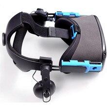 Einstellbare Anschluss Armaturen für Oculus Quest für HTC VR Stirnband Headset Strap Zubehör