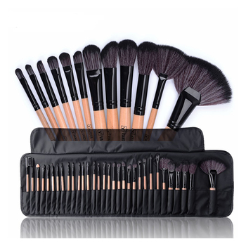 32pcs Professional Makeup Brushes Set Make Up Powder Beauty Cosmetic Tools Kit Soft Eye Shadow Lip With Bag Pinceaux Maquillage
