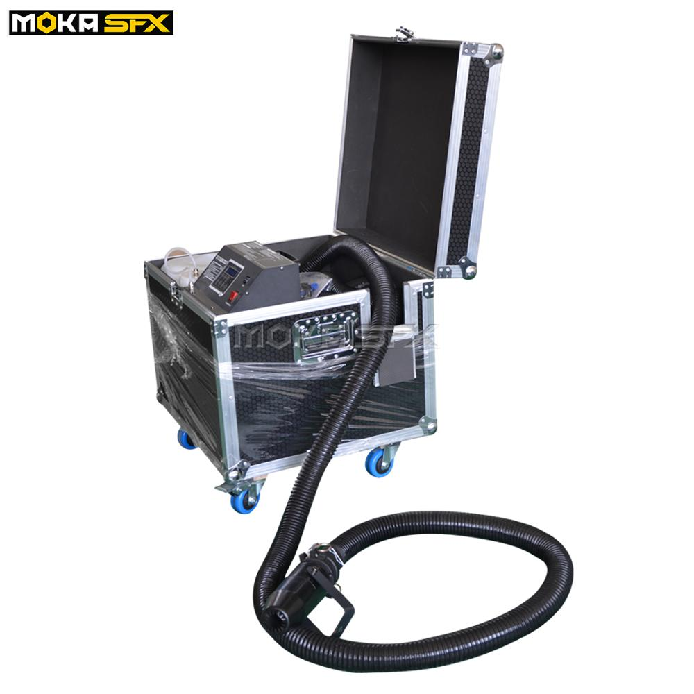 Big Snow Machine Stage Snow Making Machine Christmas Snow machine for Wedding Party Show|Stage Lighting Effect| |  - title=