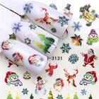 1 Sheet Christmas El...