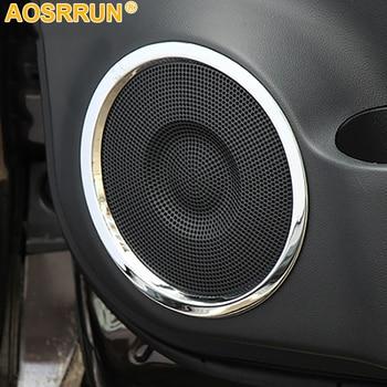Accesorios para coche, puertas, cubierta de sonido cromada para Renault Koleos 2009 2010 2011 2012 2013