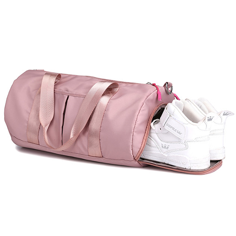 Women Dry And Wet Travelling Carry on Bag Female Gym Bags For Women And Men Yoga Travel Bag Training Sport Luggage Bags in Top Handle Bags from Luggage Bags