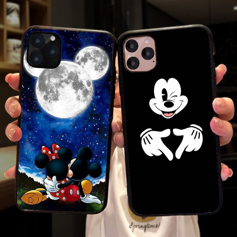 Cute Disneys Soft Silicone Case For Iphone 11 Pro MAX