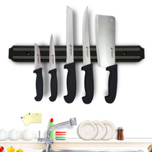 Leokk Magnetic Knife Bar Knife Storage Strip Magnetic Knife Holder for Kitchen Office Bar Garage Workshop майка борцовка print bar knife hawk