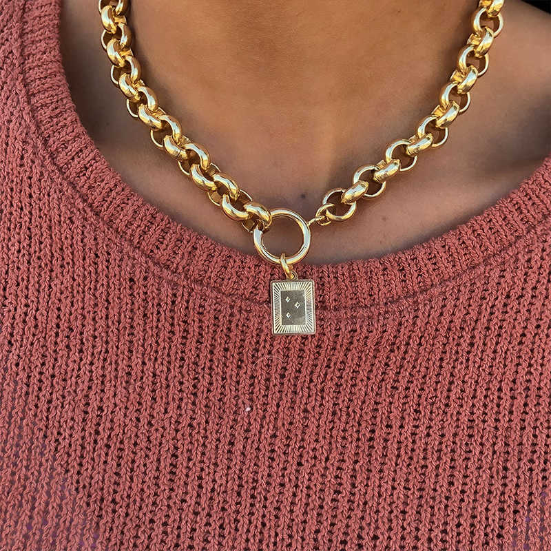 boho Alphabet Name Necklaces Pendant for Women Girls Best Birthday Gift Initial Necklace cuban link chain chain malibu necklace