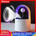 Baseus USB фонарь, УФ-светильник, лампа от комаров, светодиодный, электрическая лампа ловушка для насекомых, ошибка, Zapper, лампа для уничтожения, з...