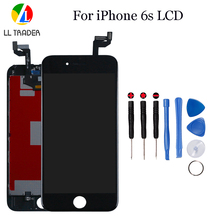 Grade AAA Replacement Parts LCD For iPhone 6s LCD Display Touch Screen For iPhone 6 s 4.7 Digitizer Complete Assembly White