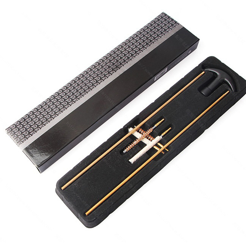 Professional Universal Cleaning Kit For Rifle Pistol Handgun Cleaning Set Brush Tool 300*76*24mm T|Hunting Gun Accessories| |  - title=