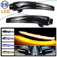 التمرير LED الديناميكي بدوره مصباح إشارة لمرسيدس بنز C الفئة W205 E W213 S W222 الجانب مرآة ضوء وماض مكرر الوامض