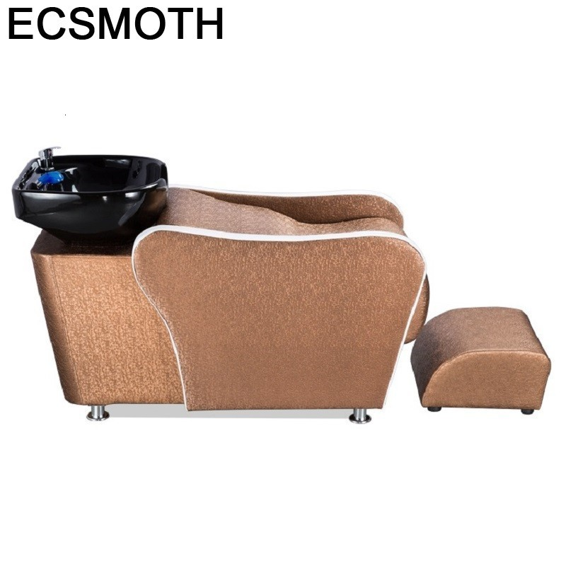 De Cabeleireiro Bed Lavacabezas Peluqueria Barber Shop Silla For Beauty Cadeira Maquiagem Hair Salon Furniture Shampoo Chair