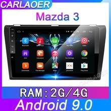 4G+ 32G Android 8,1 Автомагнитола для Mazda 3 2004-2013 maxx axel Wifi авто стерео Автомобильная dvd-навигационная система стерео Мультимедийный Плеер
