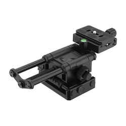 Top MFR4-5 Macro Focusing Rail 4-Way Macro Slide Camera Head Photography Accessories