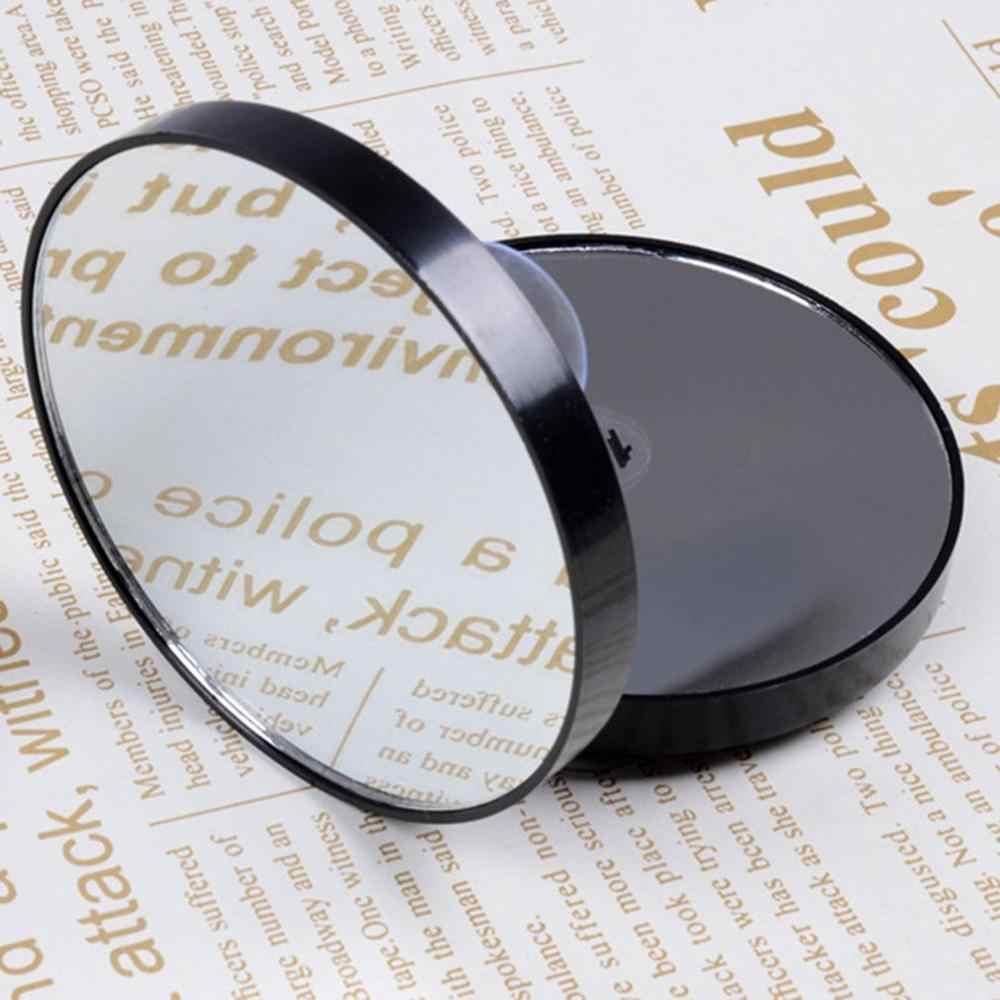 """10X 15X увеличительное зеркало для макияжа 3,5 """"присоска для косметического макияжа Уход за лицом NHV белое стекло зеркало круглое зеркало инструмент"""