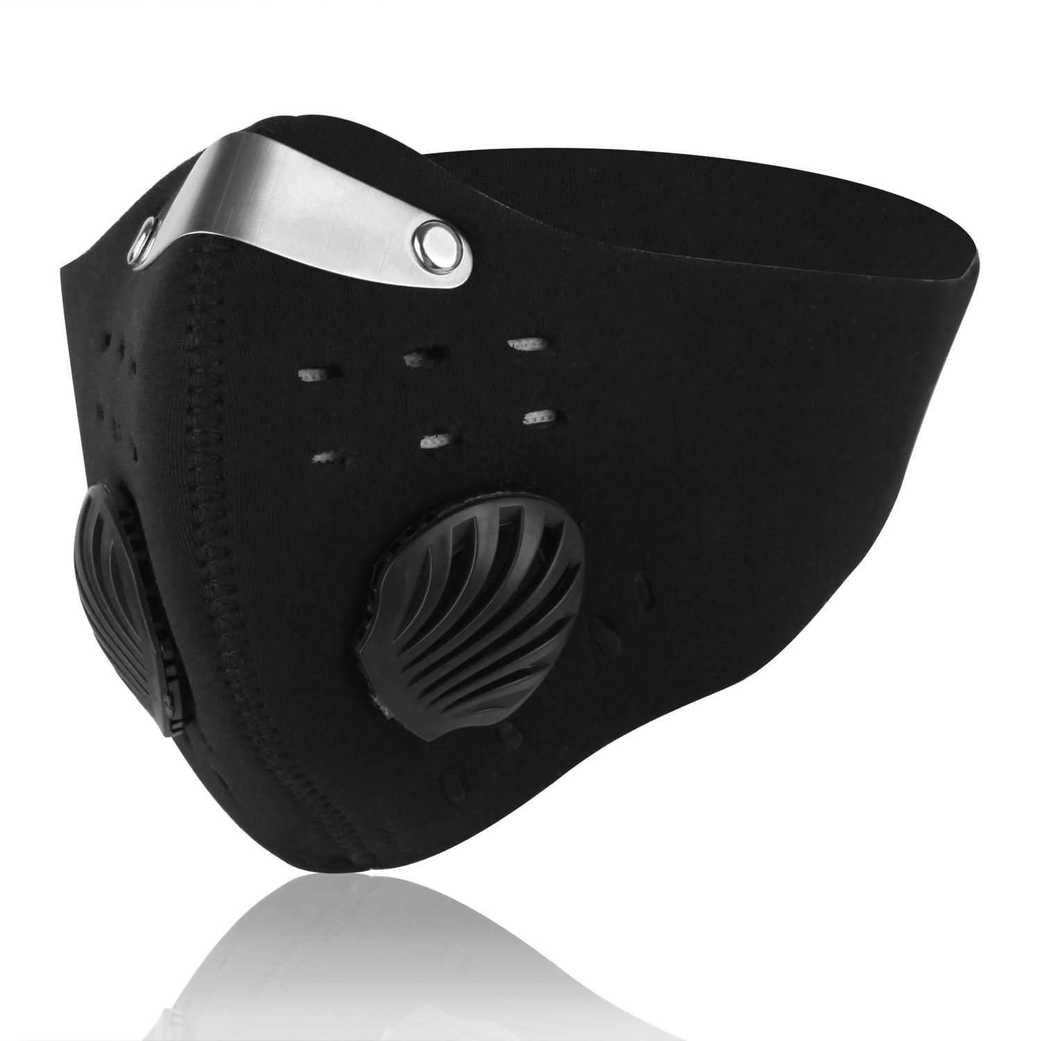 Activated Carbon Masks Dustproof Face Mask Black Men Women Muffle Outdoor Cycling Mouch Masks