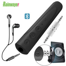 Audio Receiver Adapter Headphone Bluetooth Wireless Music MP3 Aux for Car-Kit
