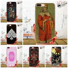 Back Cases Shockproof For Xiaomi Redmi Mi 4 7A 9T K20 CC9 CC9e Note 7 9 Y3 SE Pro Prime Go Play Tarot(China)