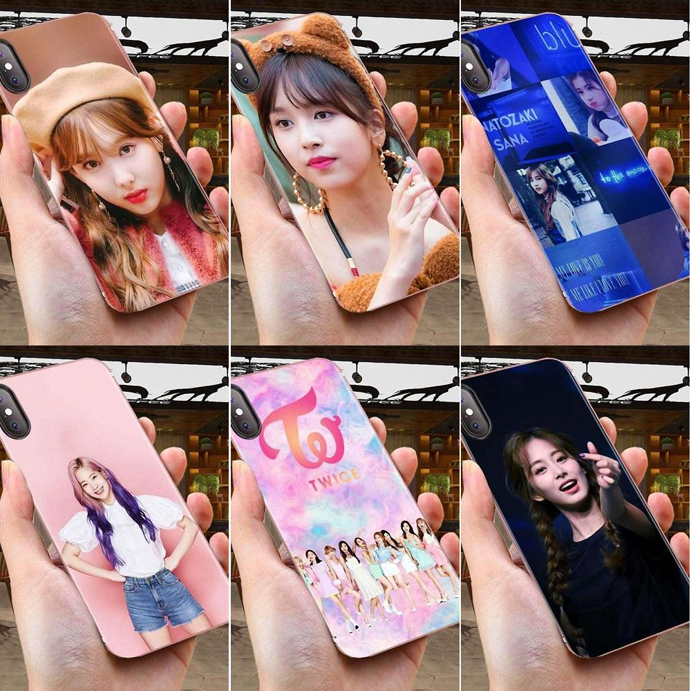 For Galaxy J1 J2 J3 J330 J4 J5 <font><b>J6</b></font> J7 J730 J8 2015 2016 2017 2018 mini Pro Soft TPU Phone Cover Case <font><b>Coque</b></font> Twice Mina Momo <font><b>Kpop</b></font> image