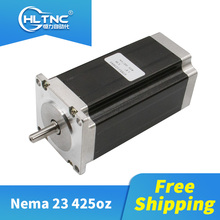 Free shipping fast shipping Delivery within 15 days 20 pcs  425oz 3NM  Name23 stepper dc motor 57HS11230A4/D8 for CNC