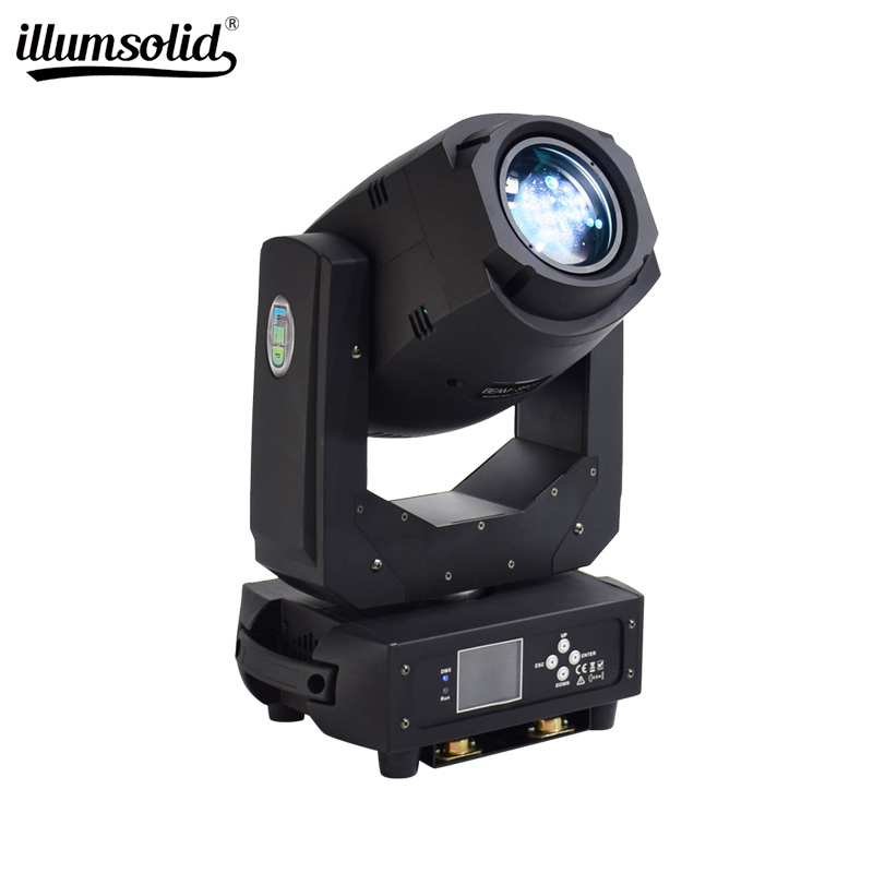 200W LED Lyre Moving Head Light Beam Spot Wash LED Light Party Light DJ Stage Light Night Club