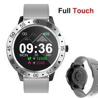 Full Touch smart watches watch IP67 Waterproof long standby Heart rate Blood pressure Smartwatch for iphone 11 x 8 7 IOS Android