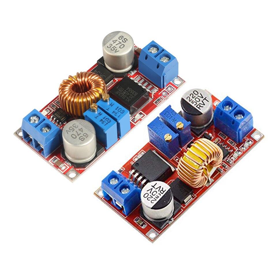 Xl4015 5a Dc Zu Dc Cc Cv Lithium-Batterie Schritt Unten Lade Board Led Power Converter Lithium-Ladegerät Step Down modul Xl4015 E1