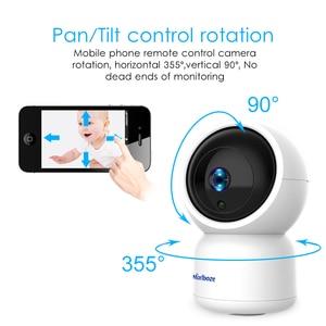 Image 4 - Marlboze 1080P HD Wifi IP Camera Wireless CCTV Home Security Surveillance Camera IR Night Vision Baby Monitor Indoor Camera