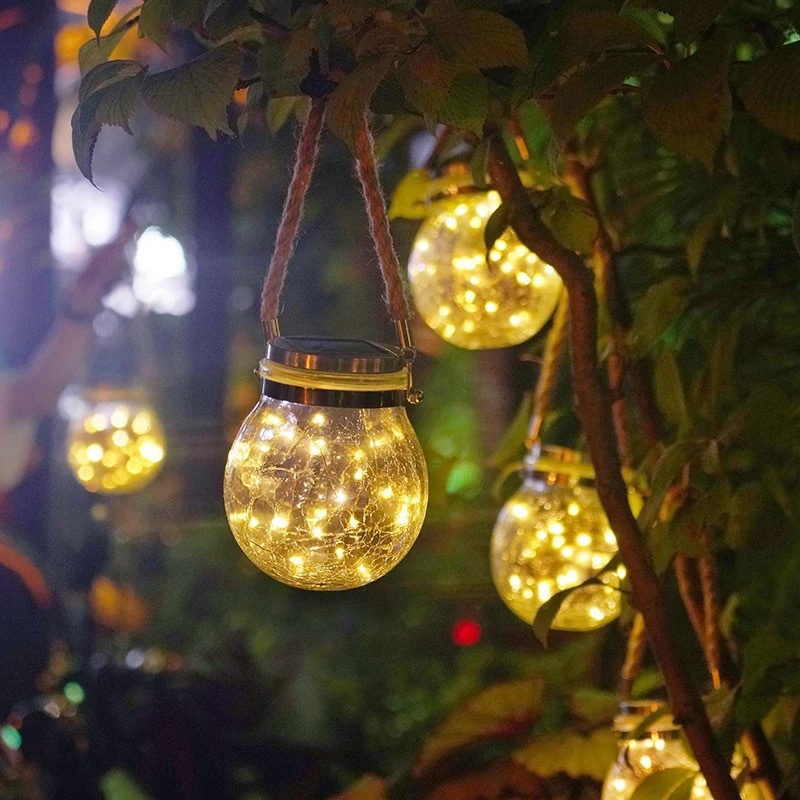 Mason Jar Lights For Outdoor Patio