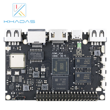 цена на Khadas VIM1 Basic Demo Board Amlogic S905X Quad Core ARM 64bit Cortex-A53 WiFi AP6212 SBC