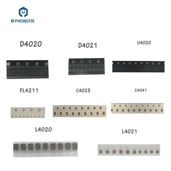 10pcs/Lot Backlight IC Chip D4020 D4021 L4020 L4021 C4203 C4041 FL4211 for iPhone Chip Replacement Backlight IC Control image