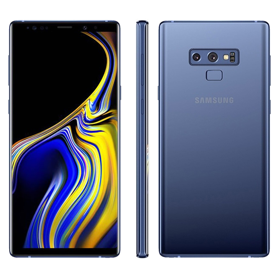 Original New Verizon Version Samsung Galaxy Note 9 N960U 4G Mobile Phone 6GB RAM 128GB ROM 6.4
