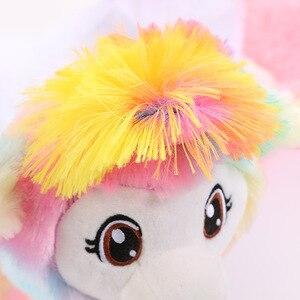 Image 4 - Jouet électrique en peluche, bébé alpagas poupée musicale, jouet amusant et amusant pour animaux de compagnie, Boppi le butin du lama Shakin, têtes secouées, danse, chant