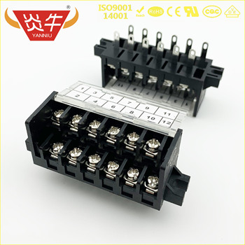KF24B 7.62 2P ~ 12P PCB CONNECTOR BARRIER TERMINAL BLOCK DG24 2 7.62mm 4PIN ~ 24PIN PHOENIX CONTACT DEGSON KEFA DECA YANNIU