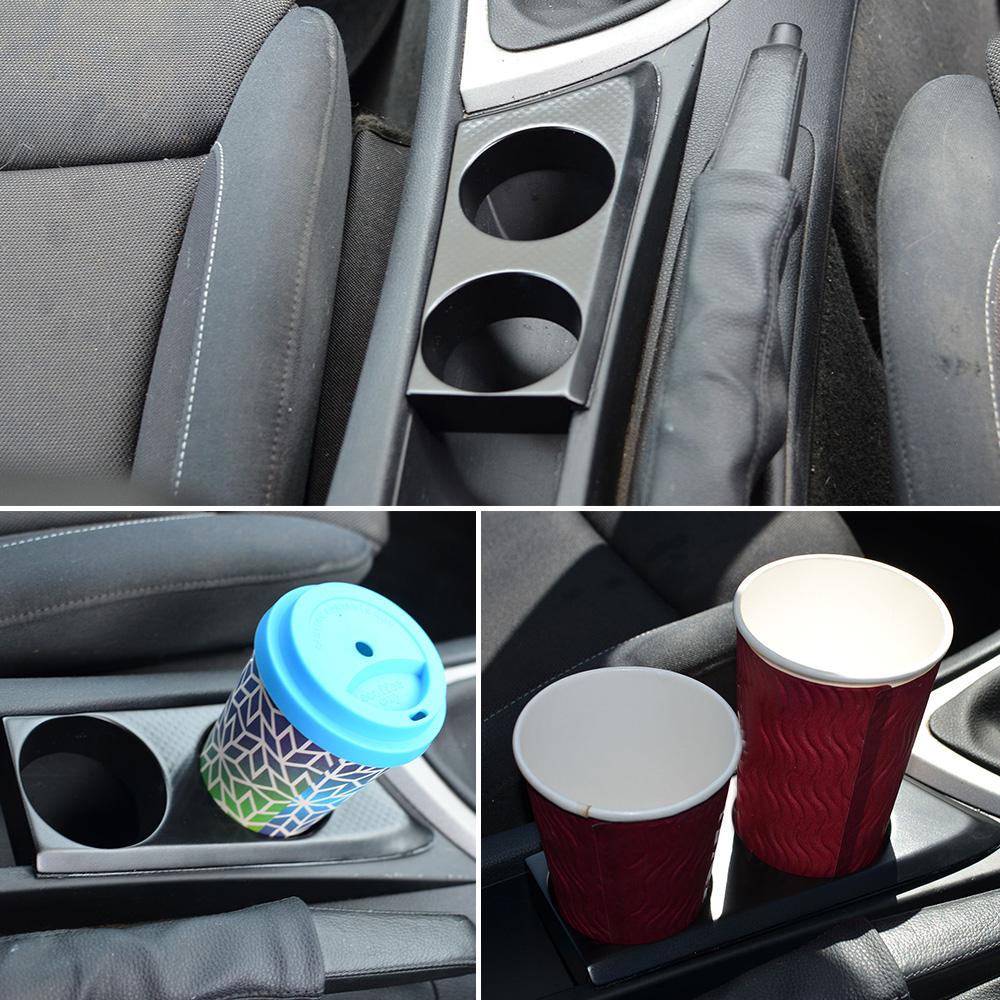 Hot Automobile Cup Holder Cup Base Fit for BMW 1 Series 116 116i 118 118i 118d 120 120i E87 E81 E82 E88 Car Cup Holder
