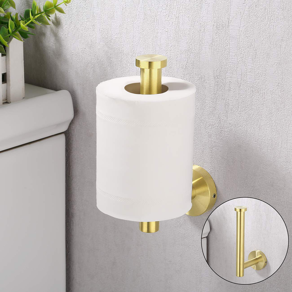 Бумага держатель золото% 2Filver% 2FBlack% 2FBrushed бумага полотенце вешалка +нержавеющая сталь бумага полотенце вешалка +ванная аксессуары