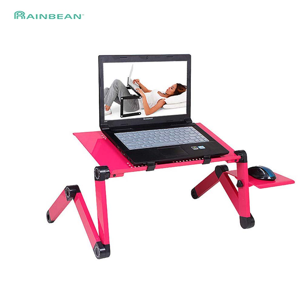 Adjustable Aluminum Laptop Desk…